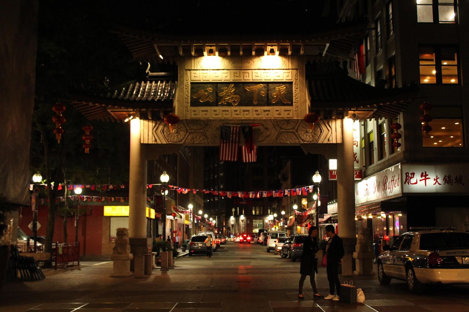 一個ROC和PRC並存的地方:紀錄2017年10月的波士頓華埠