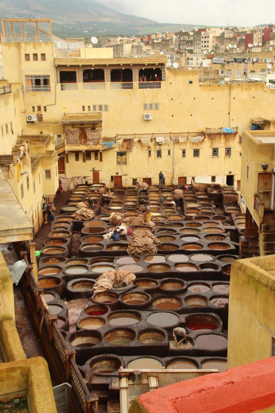 摩洛哥 (上) 行程規劃與行前準備