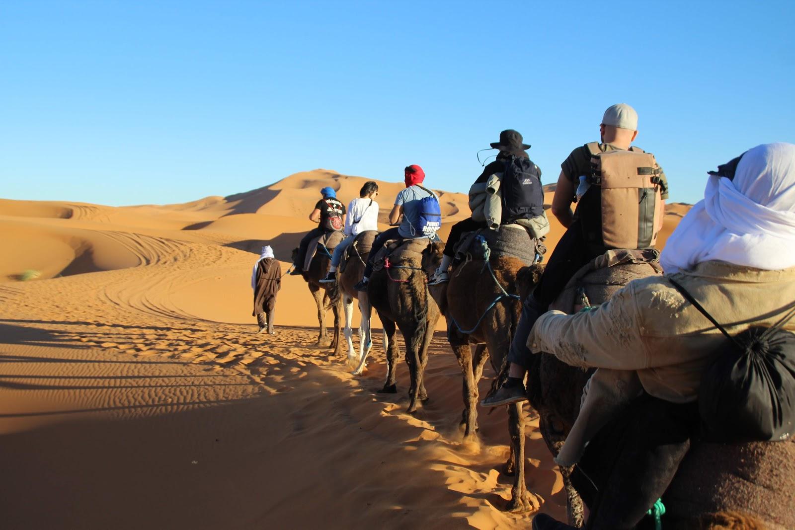 摩洛哥 (下) 旅行故事與經驗分享
