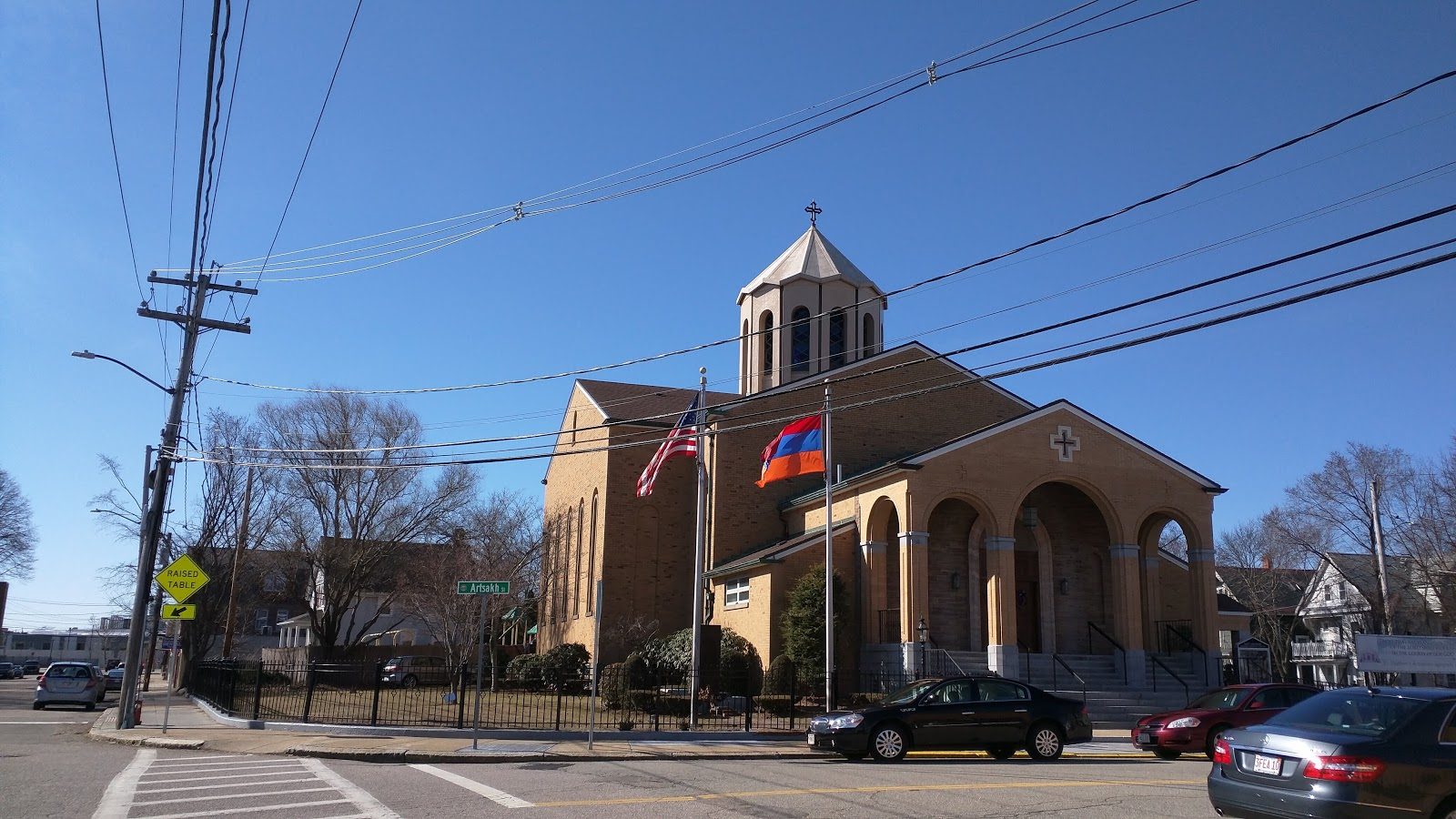 An Armenian Community Excursion: the Mysterious Oriental Church, and Authentic Gourmet